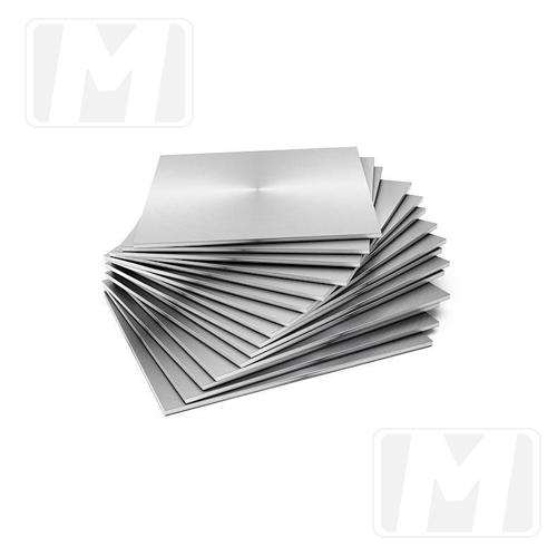Лист стальной рифленый 4 мм чечевица