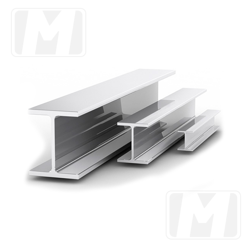 Двутавровая стальная балка 12Б1